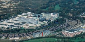Het European Space Research and Technology Centre (ESTEC) in Nederland