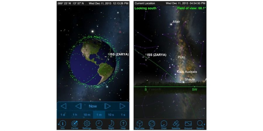 Satellite Safari (Android & iOS)
