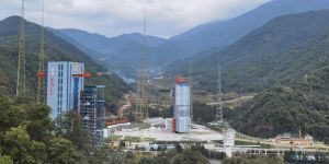 Het Xichang Satellite Launch Center
